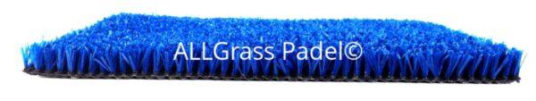 cesped sintetico padel color azul