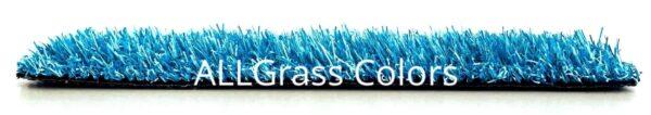 cesped artificial azul