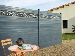 panel decorativo valla sintetica