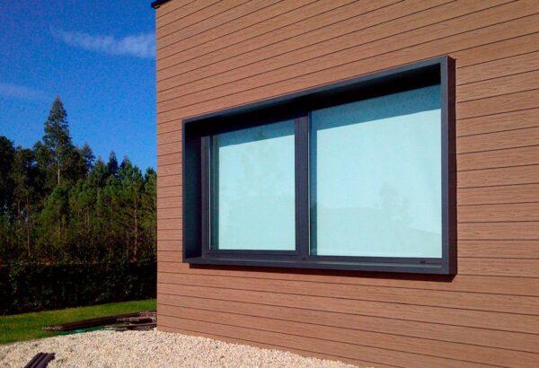 revestimiento de fachadas madera sintetica
